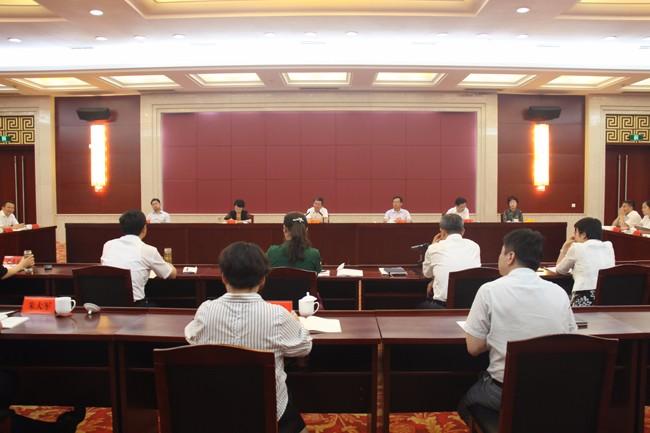 市委组织部召开学习贯彻全国组织工作会议精神专题座谈会   -谋划未来组织工作五年方向和定位